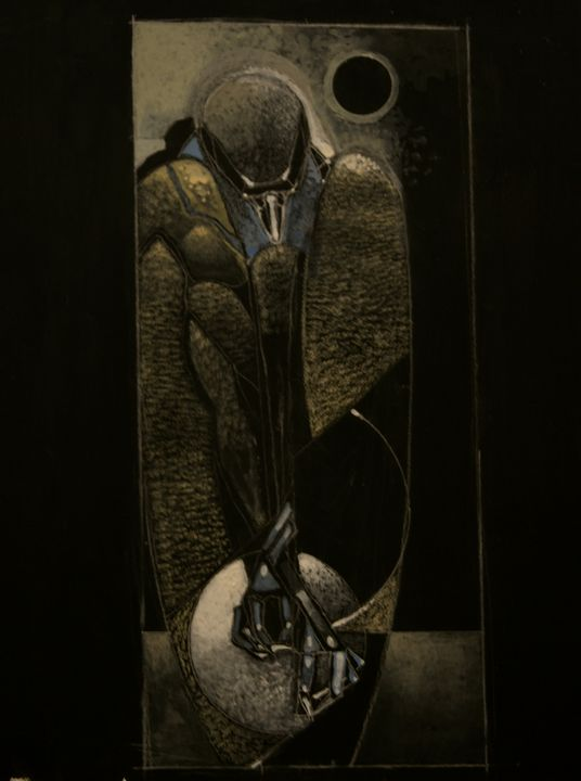 Mummified Falcon 7/21/2021 - Leon Waller