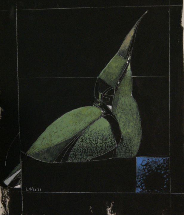 Green Kiwi - Leon Waller