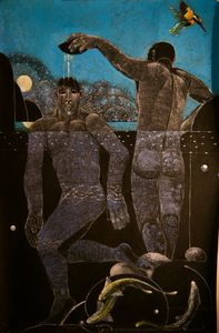 The Kingdfisher, John and Jesus