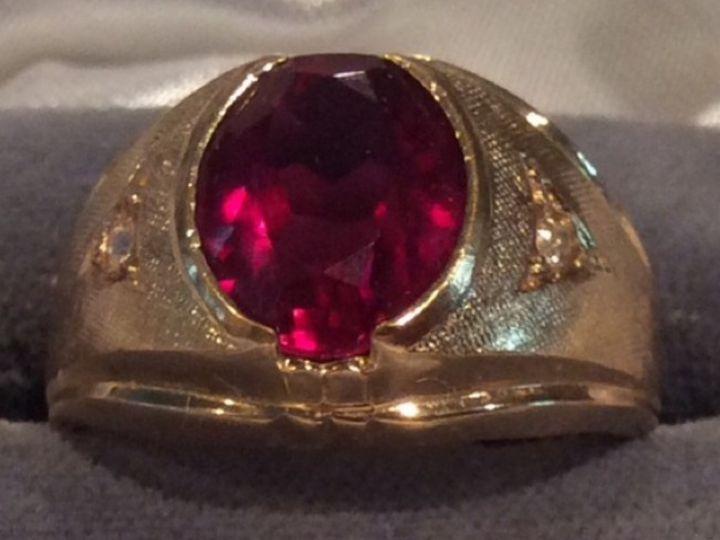 Parklane Mens Ring - Kates' Treasures