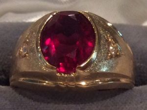 Parklane Mens Ring - Kates' Treasures