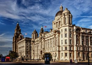 The Royal Liver Buildings Liverpool