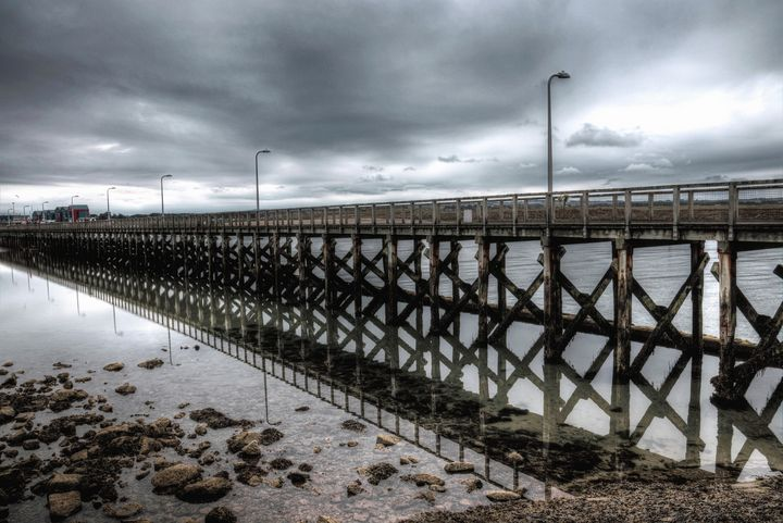 Amble Pier - JT54Photography