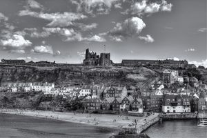 The Port and Seaside Town Of Whitby