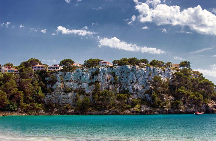 The Cliffs At Calla Galdana - JT54Photography