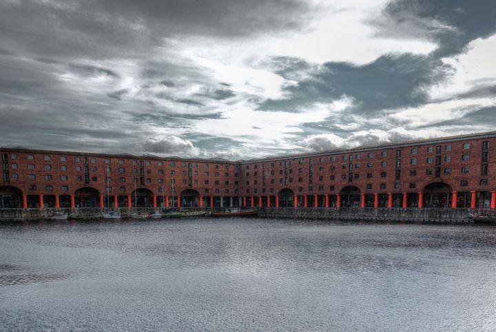 Albert Dock Liverpool - JT54Photography