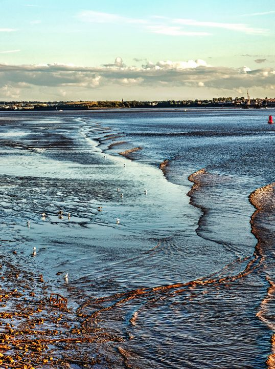 The River Mersey - JT54Photography