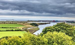 Amble And The River Coquet