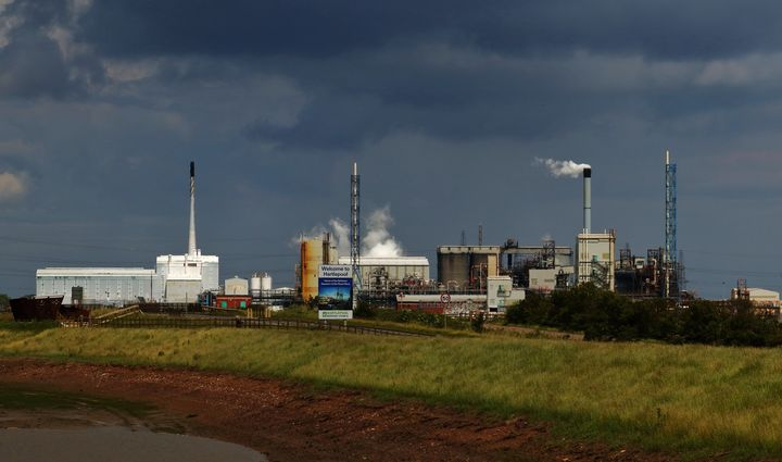 Industrial Plant - JT54Photography