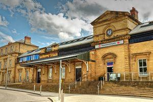 Wakefield Kirkgate Rail Station