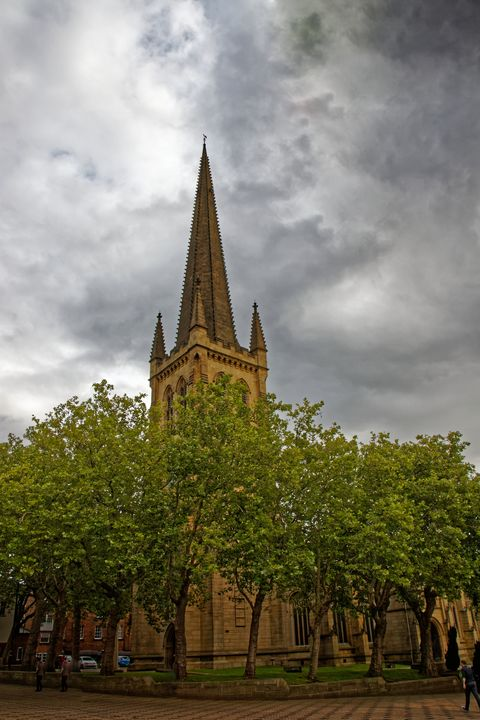 Wakefield Cathedral - JT54Photography