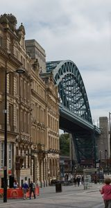 Below The Tyne Bridge