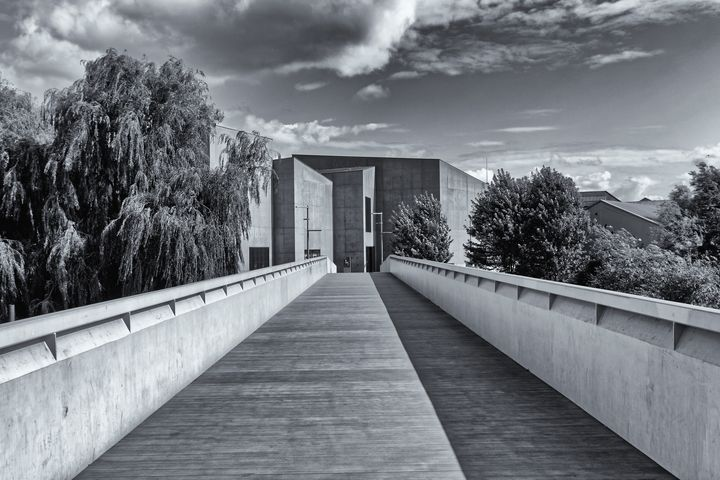 The Hepworth Gallery Monochrome - JT54Photography