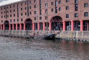 Glaciere Of Liverpool In Albert Dock