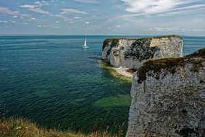 Sailing Around Old Harry