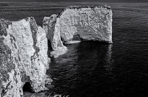 Old Harry Monochrome