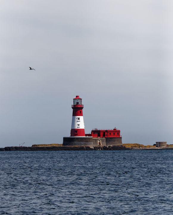 Longstone Lighthouse - JT54Photography