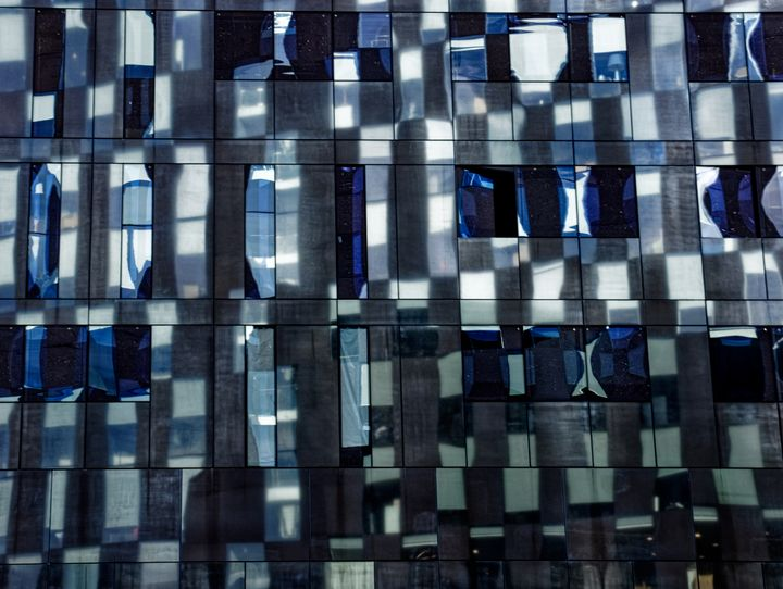 Windows Shapes And Reflections - JT54Photography