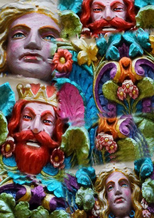 Decorative Plasterwork - JT54Photography