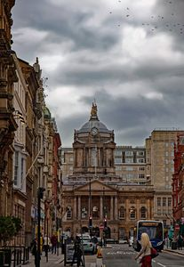 Liverpool Street Scene