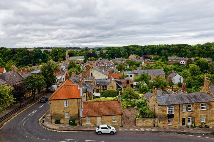 Warkworth Village - JT54Photography