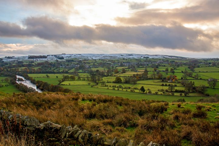 Upper Teesdale in the North Pennines - JT54Photography