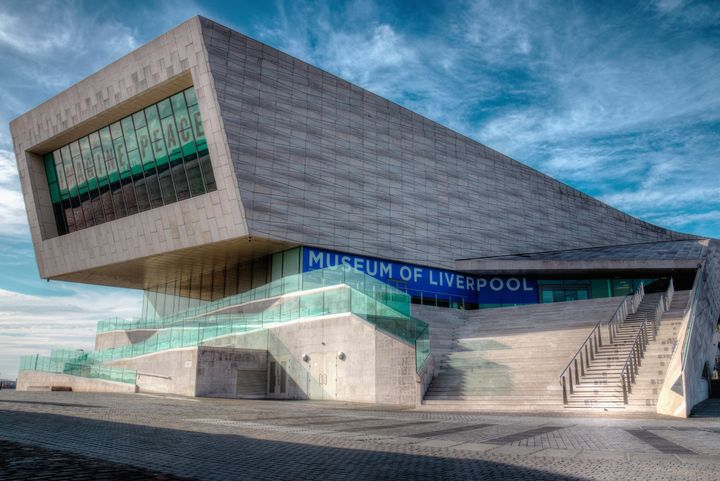 Museum Of Liverpool - JT54Photography