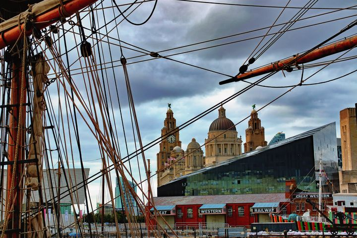 Liverpool Waterfront - JT54Photography