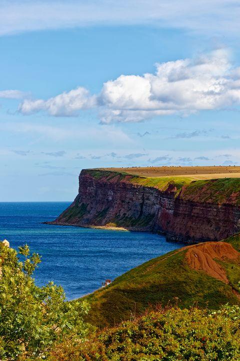 The Cliffs At Saltburn - JT54Photography