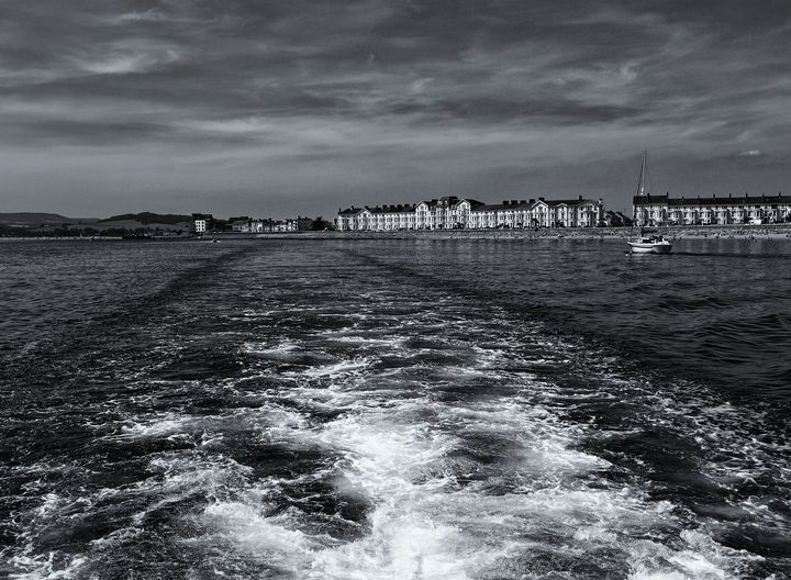 Leaving Exmouth - JT54Photography