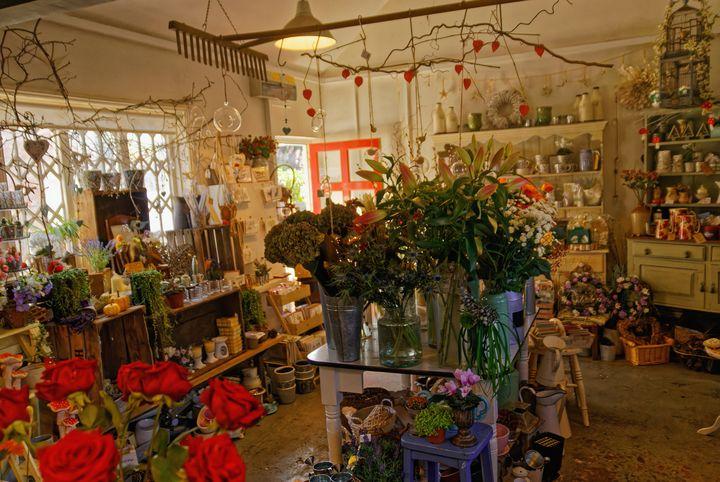 Flower Shop - JT54Photography