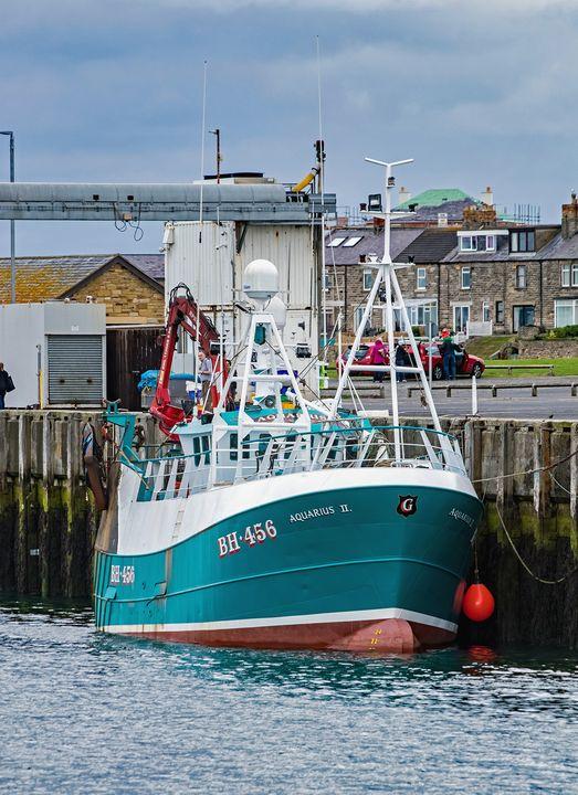 Fishing Trawler - JT54Photography