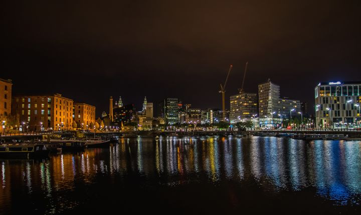 Albert Dock And Waterfront - JT54Photography