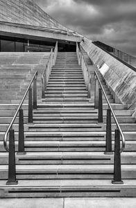 Stairs Monochrome