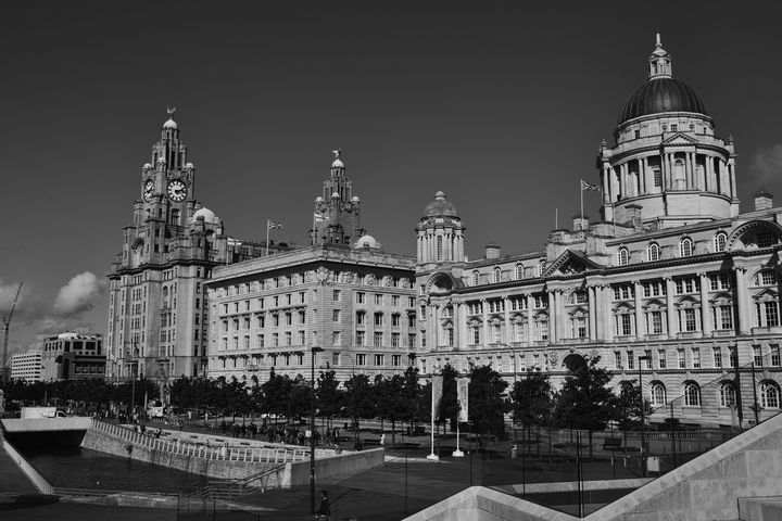 Royal Liver Buildings Liverpool - JT54Photography