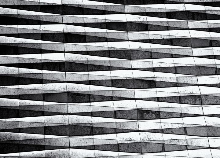 Shapes And Shades Monochrome - JT54Photography
