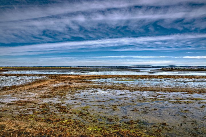 The Estuary At Lymington - JT54Photography