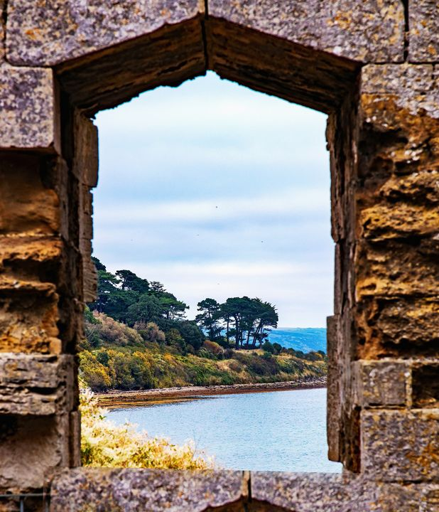 Weymouth Bay From Sandsfoot Castle - JT54Photography