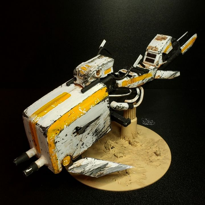 1/12 212th Attack Battalion Swoop - Astral Voyage