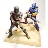 Desert Action Figure Display Part 3