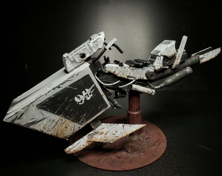 1/12 Sharknose T1 Swoop - Astral Voyage