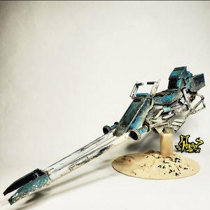 1/12 Jakku Inspired Battle Speeder
