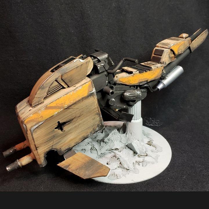 1/12 T1 Swoop - Astral Voyage