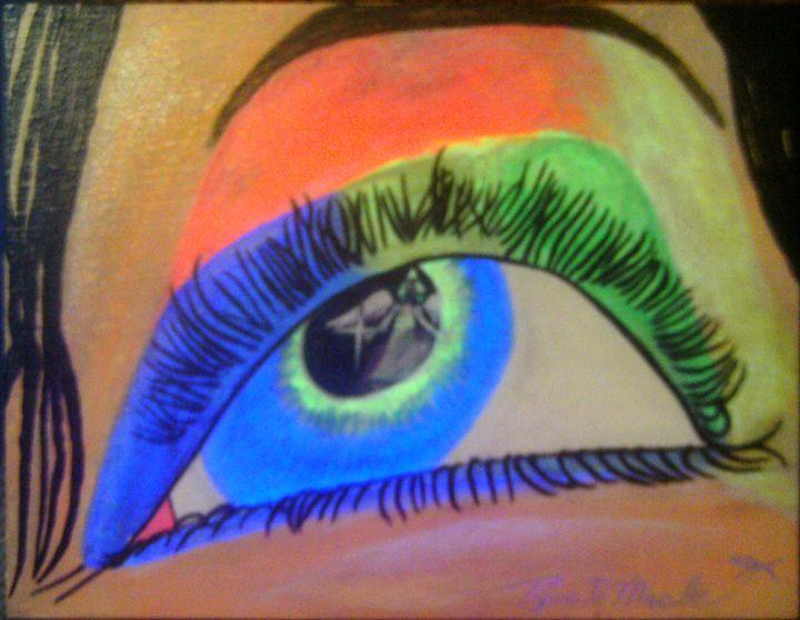 Eye Of Eve - Ryan Donald Mack