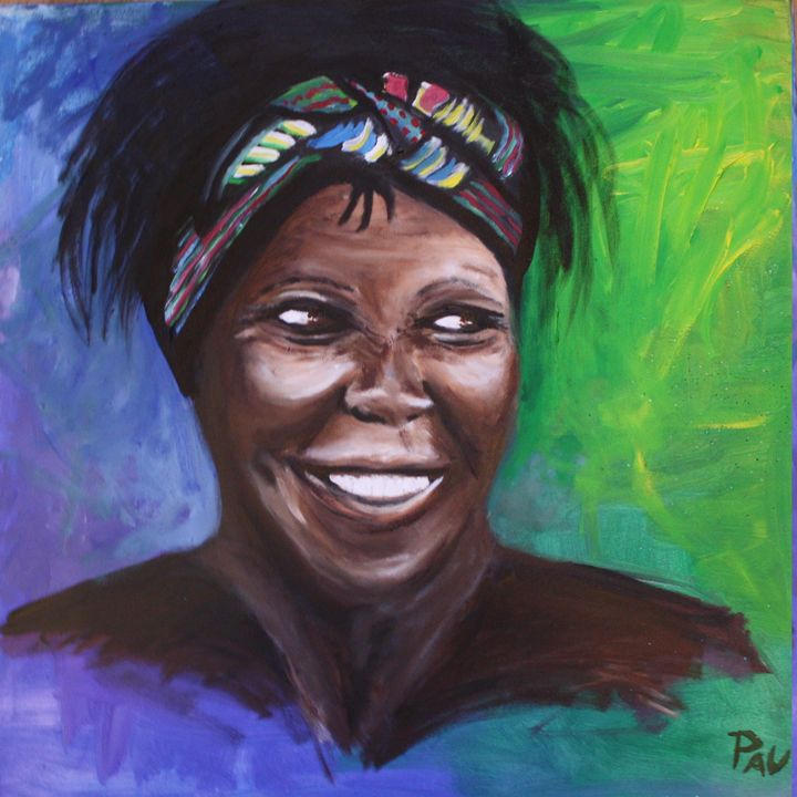 Wangari Maathai - Paula Perez