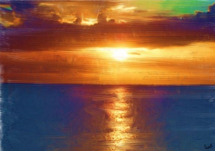 Manasota sunset - Nikolina Andrea