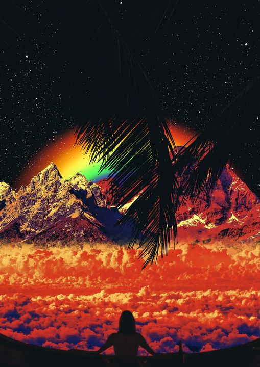 """""""ASTRO SPRINGS"""" dreamscape - PLANETRY ONLINE"""