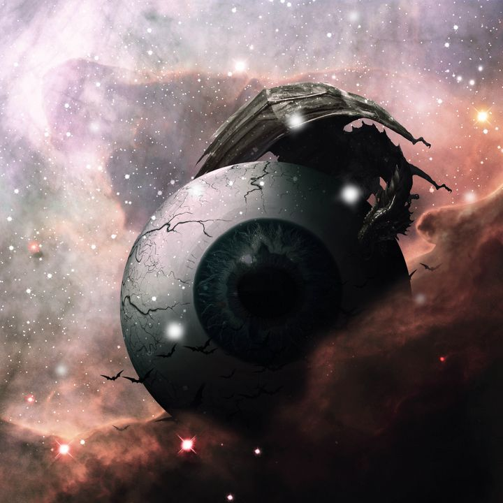 Horror Science Fiction Nebula Dreams - PLANETRY ONLINE