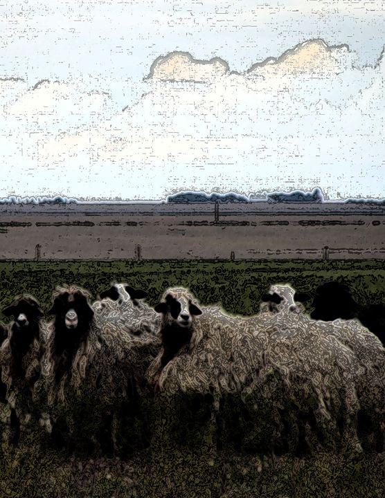 Goats2 - Sybaelle