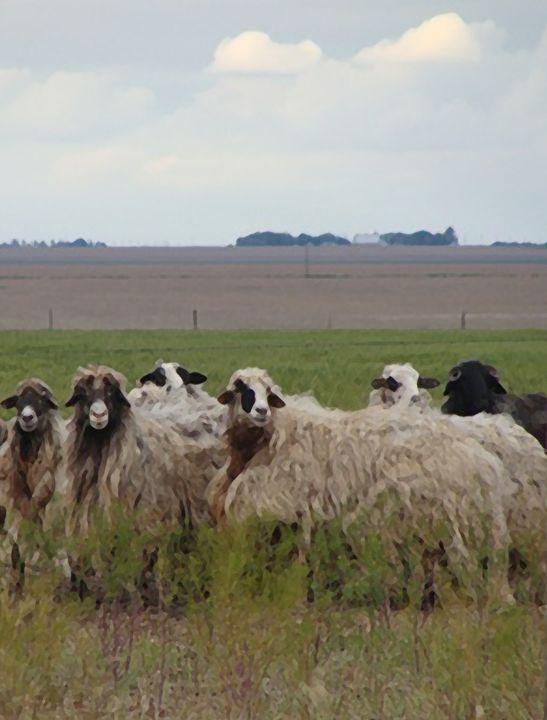 Goats1 - Sybaelle